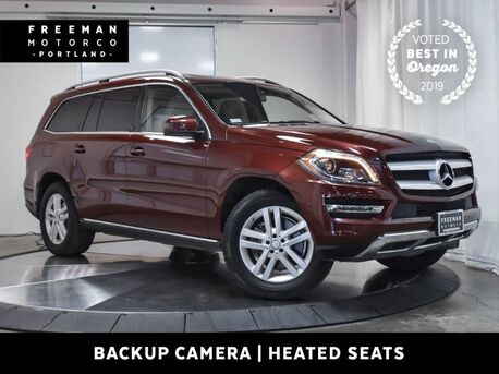 2014_Mercedes-Benz_GL 350_BlueTEC 4MATIC Back-Up Cam Heated Seats_ Portland OR