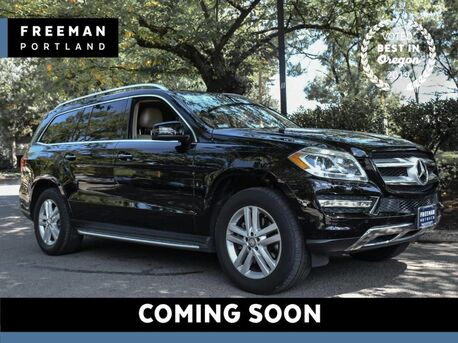 2014_Mercedes-Benz_GL 450_4MATIC 3rd Row Blind Spot Assist Keyless Go_ Portland OR