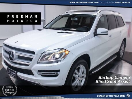 2014_Mercedes-Benz_GL 450_4MATIC Back-Up Cam Blind Spot Assist Nav_ Portland OR
