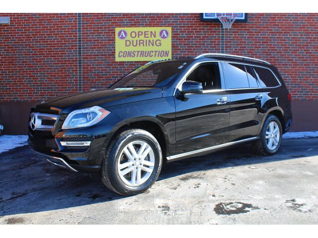 2014 Mercedes-Benz GL 450 4MATIC® Merriam KS