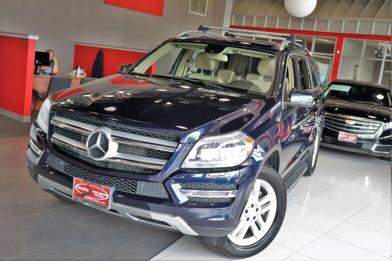 2014 Mercedes-Benz GL-Class GL 350 BlueTEC PO1 Package Lane Tracking Package Parktronic Harmon Kardon Running Boards Tow Hitch Navigation Sunroof Springfield NJ