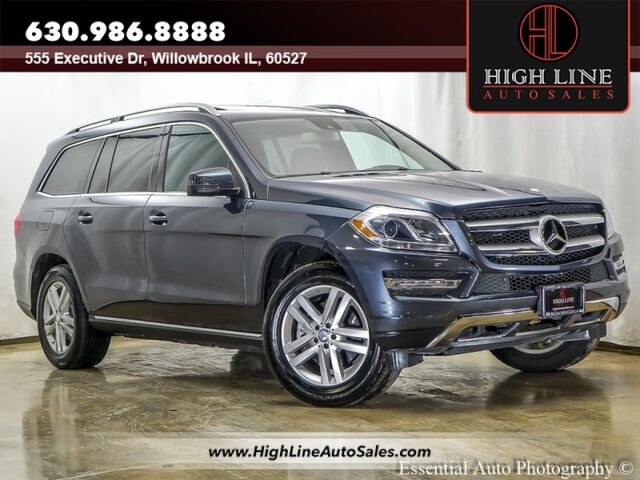 2014 Mercedes-Benz GL-Class GL 350 BlueTEC Willowbrook IL