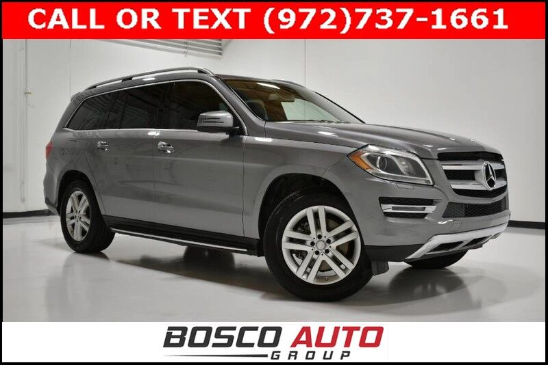 2014 Mercedes-Benz GL-Class GL 450 Flower Mound TX