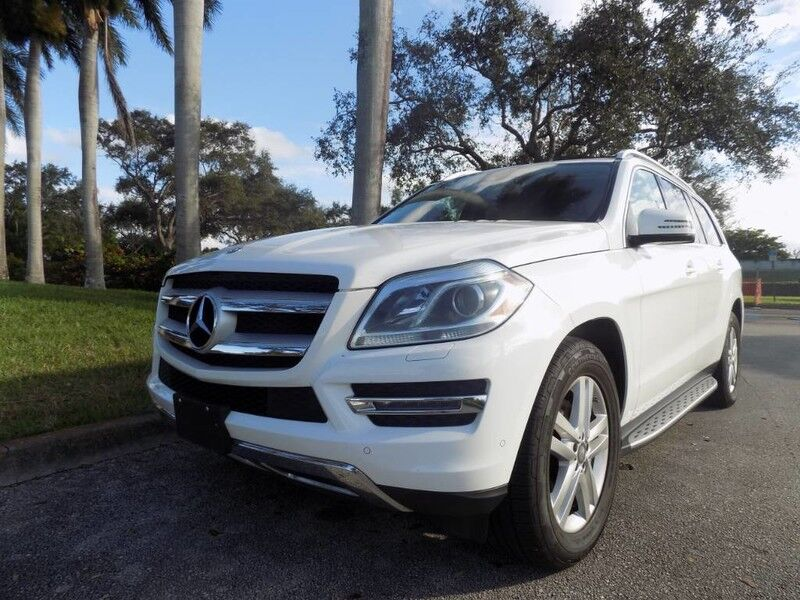 2014 Mercedes-Benz GL-Class GL 450 Hollywood FL