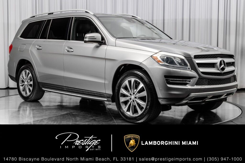 2014_Mercedes-Benz_GL-Class_GL 450_ North Miami Beach FL