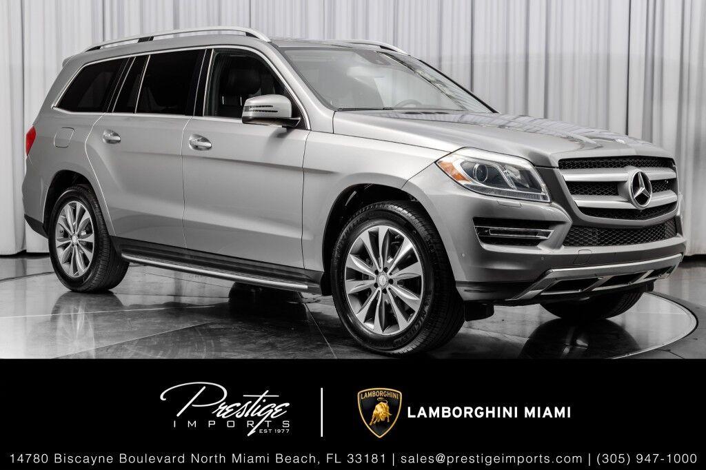 2014 Mercedes-Benz GL-Class GL 450 North Miami Beach FL