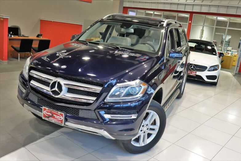 2014 Mercedes-Benz GL-Class GL 450 Panorama Po1 Package Lane tracking Harmon Kardon Running Board Keyless Go Springfield NJ