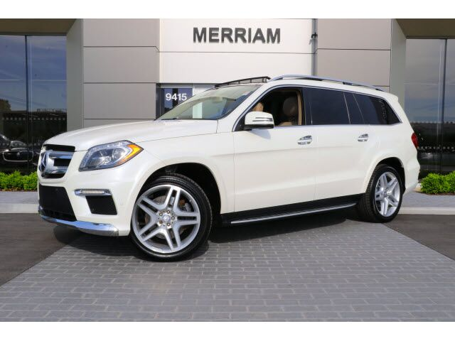 2014 Mercedes-Benz GL-Class GL 550 4MATIC® Merriam KS