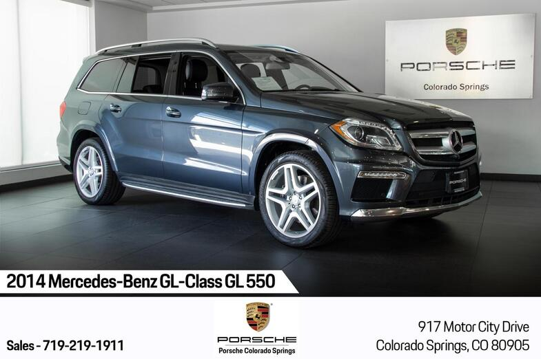 2014 Mercedes-Benz GL-Class GL 550 Colorado Springs CO