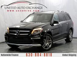 2014_Mercedes-Benz_GL-Class_GL 63 AMG AWD with M.S.R.P Price : $131,265_ Addison IL