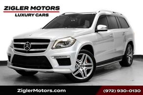 Mercedes-Benz GL-Class GL 63 AMG One Owner Clean Carfax 21 Inch Wheels!Blind Spot Activ 2014