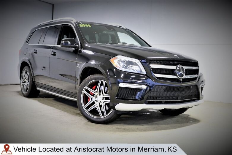 2014 Mercedes-Benz GL-Class GL 63 AMG® Merriam KS