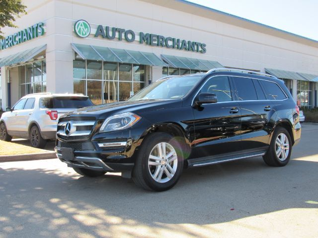 2014 Mercedes-Benz GL-Class GL350 BlueTEC 3.0L 6CYL DIESEL, AUTOMATIC, LEATHER SEATS, SUNROOF. NAVIGATION, DVD ENTERTAINMENT SYS Plano TX