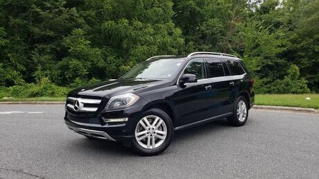 2014 Mercedes-Benz GL-Class GL450 4MATIC / PREMIUM / NAV / LIGHTING / LANE TRACK / PARK ASST Charlotte NC