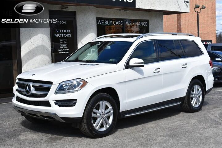 2014_Mercedes-Benz_GL450_4MATIC_ Conshohocken PA