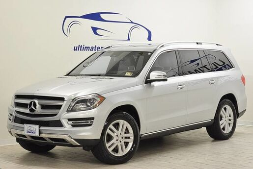 2014 Mercedes-Benz GL450 4Matic-Driver Assist Pkg Midlothian VA