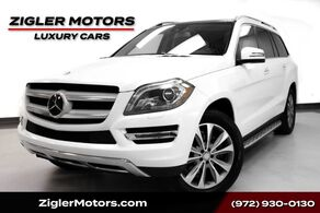 Mercedes-Benz GL450 4Matic One Owner Diamond White Pano Roof 20 wheels Driv 2014