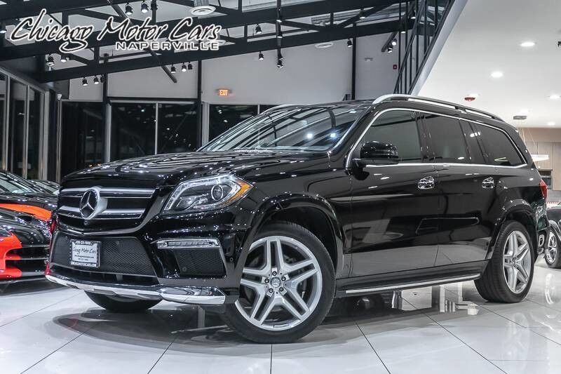 2014_Mercedes-Benz_GL550_4Matic SUV **MSRP $97,105**_ Chicago IL