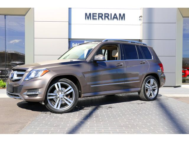 2014 Mercedes-Benz GLK 350 4MATIC® Kansas City KS