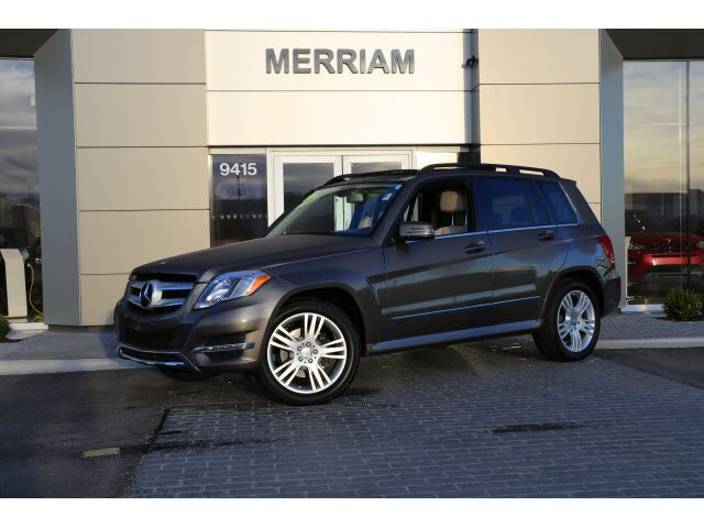 2014 Mercedes-Benz GLK 350 4MATIC® Merriam KS