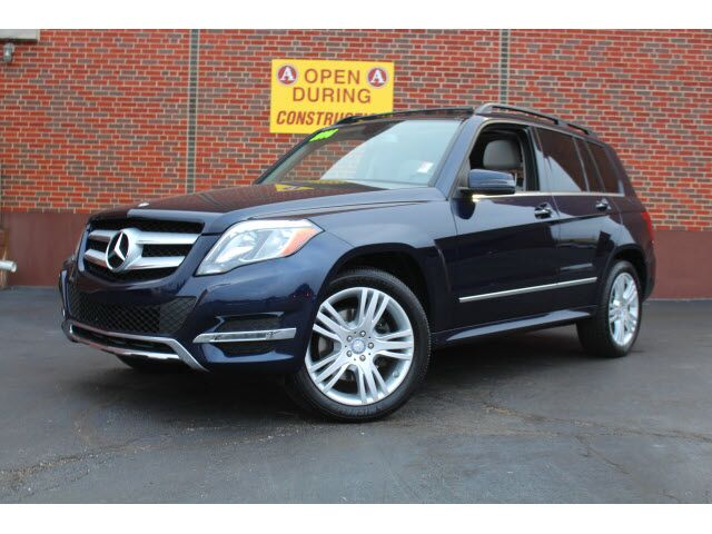 2014 Mercedes-Benz GLK 350 4MATIC®