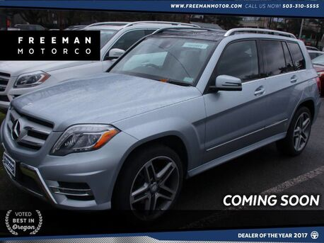2014_Mercedes-Benz_GLK 350_4MATIC Sport Pano Roof Back-Up Cam Keyless Go_ Portland OR
