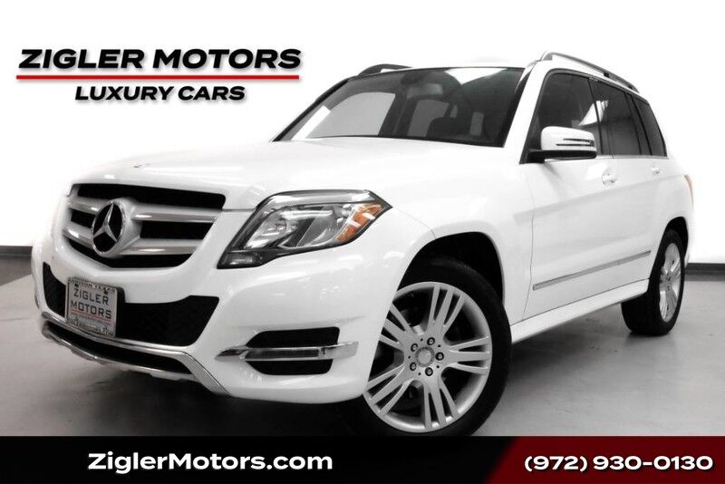 2014 Mercedes-Benz GLK-Class # FREE SHIPPING# GLK 350 One Owner Clean Carfax Prior CPO Addison TX