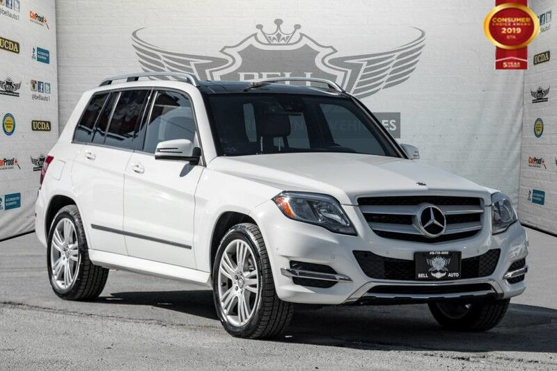2014 Mercedes-Benz GLK-Class 4MATIC BlueTec PANO ROOF, BLIND SPOT, SENSORS