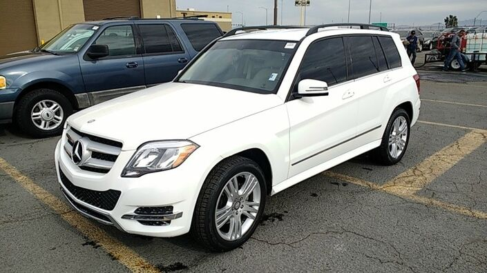 2014 Mercedes-Benz GLK-Class 4MATIC GLK 350 Bend OR