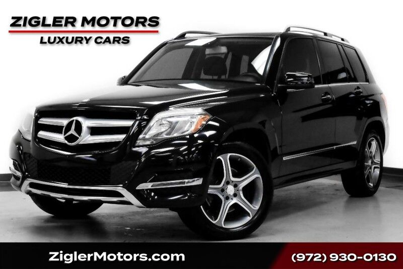2014 Mercedes-Benz GLK-Class **FREE SHIPPING** GLK 250 BlueTEC Diesel ! Multia Package ! Panoramic Roof !19 Inch 5-Spo Addison TX
