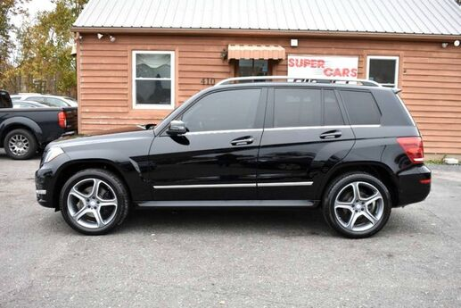 2014 Mercedes-Benz GLK-Class GLK 250 BlueTEC Kernersville NC