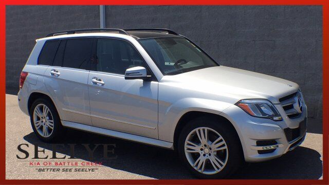 2014 Mercedes-Benz GLK-Class GLK 350 Battle Creek MI