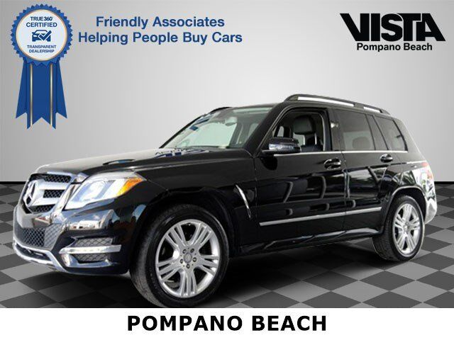 2014 Mercedes-Benz GLK-Class GLK 350 Coconut Creek FL