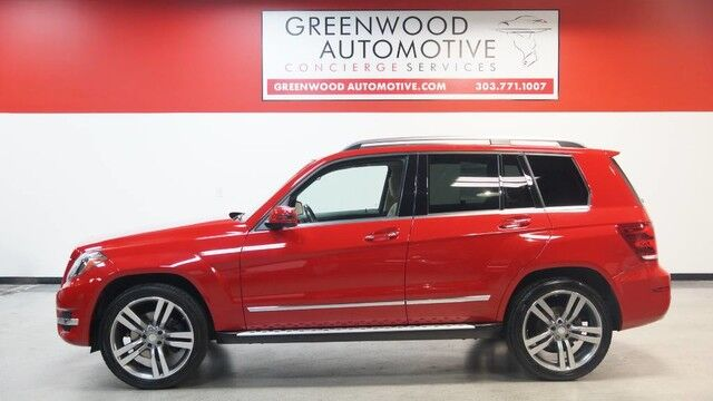 2014 Mercedes-Benz GLK-Class GLK 350 Greenwood Village CO