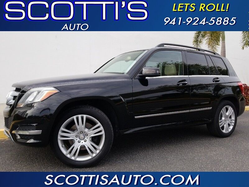 2014 Mercedes-Benz GLK-Class GLK 350~BLACK/BEIGE INTERIOR~ GREAT PRICE~ GREAT COLOR COMBO~ FINANCING AVAILABLE! CONTACT US TODAY! Sarasota FL