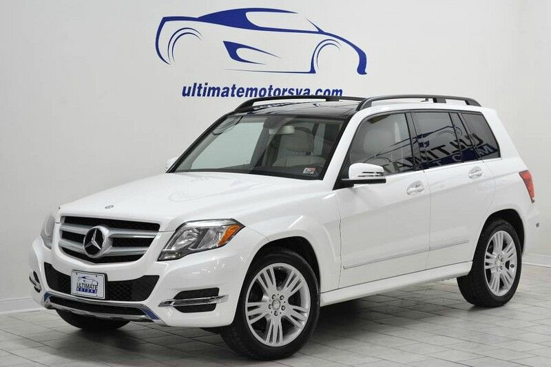 2014 Mercedes-Benz GLK350 4Matic-Multi Media Pkg Midlothian VA