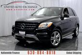 2014 Mercedes-Benz M-Class 3.0L V6 Turbocharged DIESEL Engine BlueTEC AWD 4Matic ML350 w/ Navigation, Sunroof, Bluetooth Connectivity, Blind Spot Detection, Rear View Camera