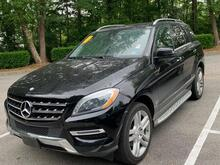 2014_Mercedes-Benz_M-Class_4MATIC® 4dr ML 350_ Raleigh NC