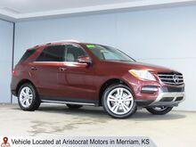 2014_Mercedes-Benz_M-Class_ML 350_ Mission  KS
