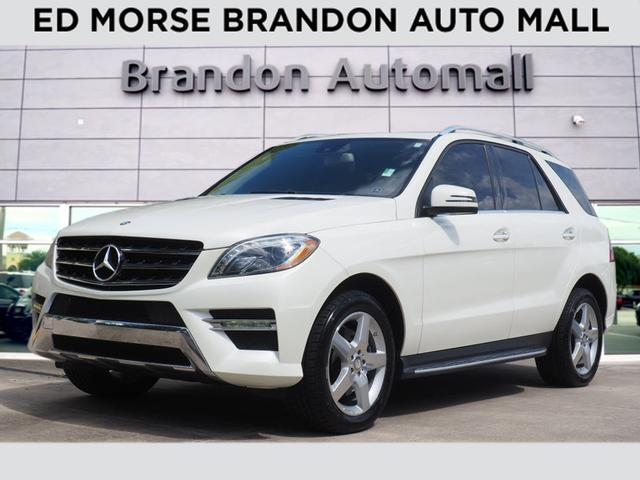 2014 Mercedes Benz M Class ML 350 4MATIC® Delray Beach FL ...