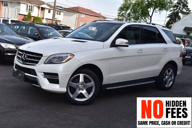 2014 Mercedes-Benz M-Class ML 350 4MATIC AWD 4dr SUV Elmont NY