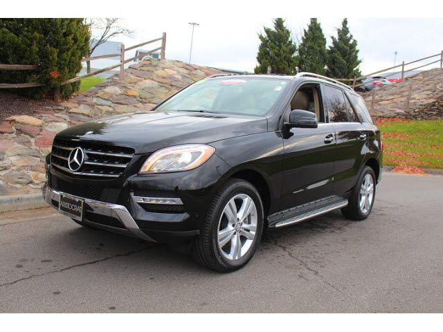 2014 Mercedes-Benz M-Class ML 350 4MATIC® Merriam KS