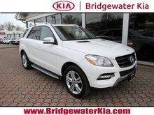 2014_Mercedes-Benz_M-Class_ML 350 4MATIC SUV,_ Bridgewater NJ