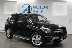 2014_Mercedes-Benz_M-Class_ML 350 4Matic_ Schaumburg IL