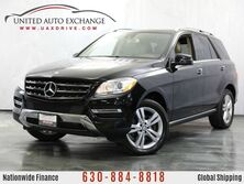 Mercedes-Benz M-Class ML 350 AWD w/ Navigation, Panoramic Sunroof & Rear View Camera Addison IL