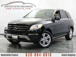 2014_Mercedes-Benz_M-Class_ML 350 AWD w/ Navigation, Panoramic Sunroof & Rear View Camera_ Addison IL