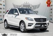 2014 Mercedes-Benz M-Class ML 350 BlueTEC, NO ACCIDENT, NAVI, 360 CAM, PANO ROOF Toronto ON