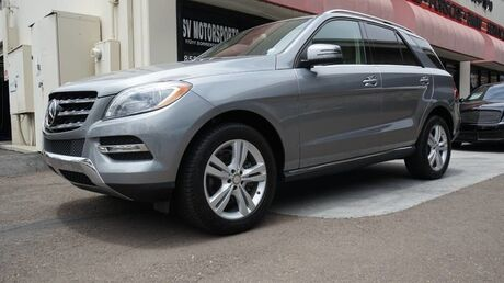 2014 Mercedes-Benz M-Class ML 350 BlueTEC San Diego CA
