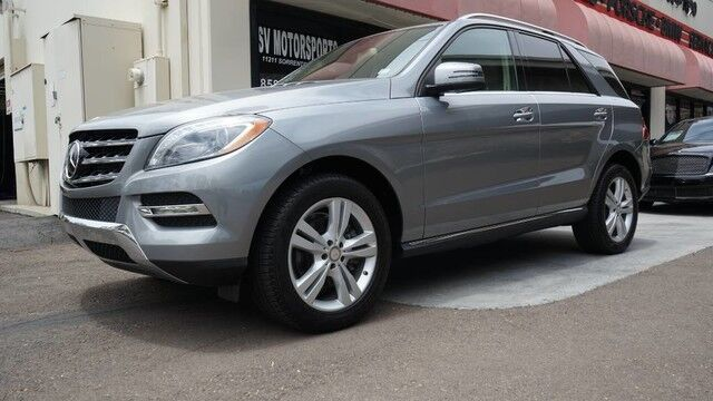 2014 Mercedes Benz M Class ML 350 BlueTEC San Diego CA ...
