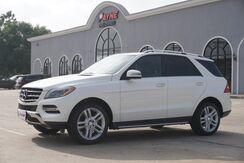 2014_Mercedes-Benz_M-Class_ML 350_ Brownsville TX